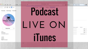 Podcast on iTunes