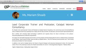 Catalyst Woman @ CSP15