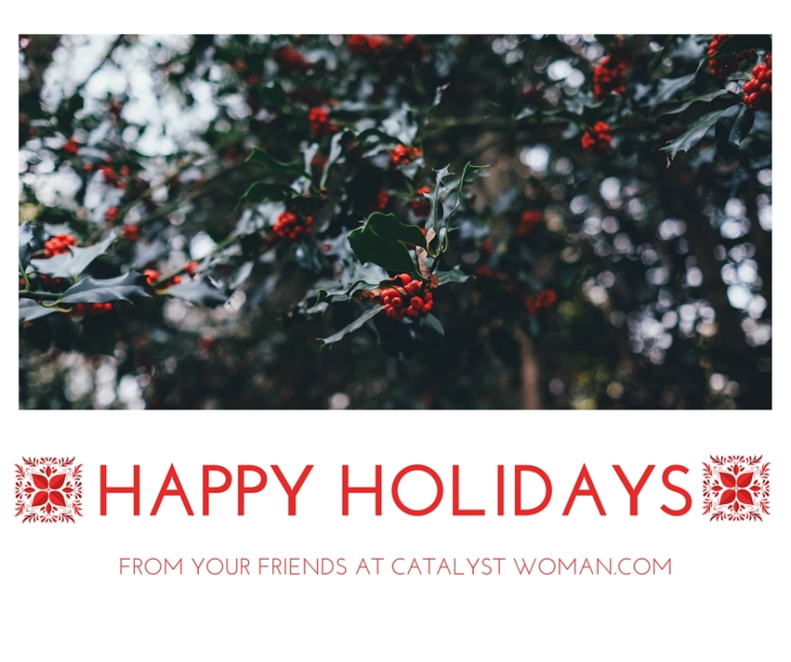 from your friends at Catalyst Woman.com